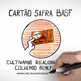 Cartão Safra Basf