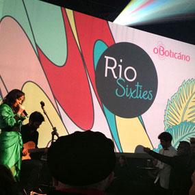 O Boticário   Make B. & Rio Sixties